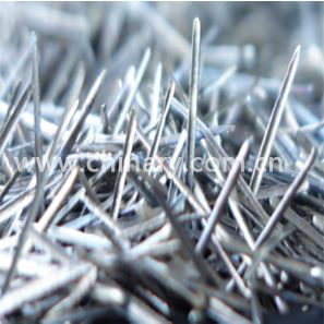 Melt-extracted Stainless Steel Fiber
